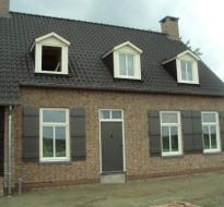 Rijksweg Etten-Leur Woonboerderij