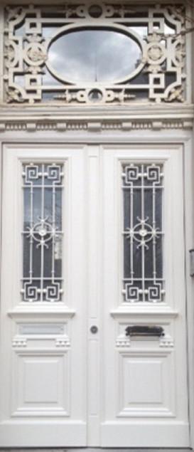 Authentieke deuren